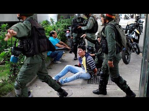 Βενεζουέλα: «Αποφασισμένοι να πεθάνουμε για την ελευθερία»