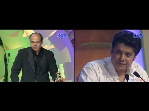 ashutosh gowariker - Ashutosh Gowarikar and Sajid Khan Fight in Screen Awards 14 Jan 2009 - Wednesday Night The fight was triggered off a comment by Sajid on Ashutosh's hero Harm...