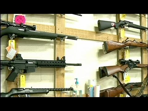 Kanlı olaylara karşın Amerikalılar silahtan vazgeçmiyor