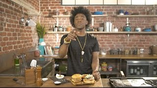 The BEST Cheeseburger ever | Lazarus Lynch by Tastemade