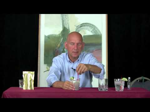 Here is the video from the Creator of Palcohol (Powdered Alcohol) This is what the commercial version looks like.
