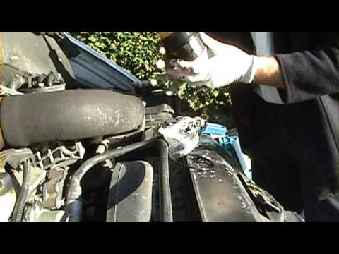 Mercedes Sprinter – How to change Engine Oil & Filter
