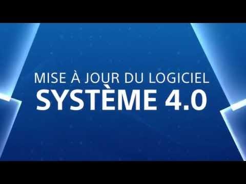 PS4 : nouveautés de la mise à jour 4.00