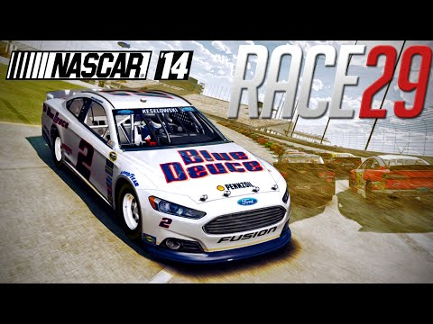 NASCAR '14 - Race 29 at Chicagoland!