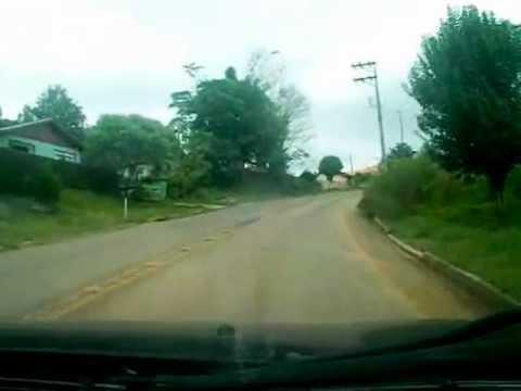 Chegando no Município de Inácio Martins Paraná