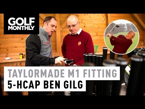 2017 TaylorMade M1 Driver Fitting - 5-Handicap Ben Gilg