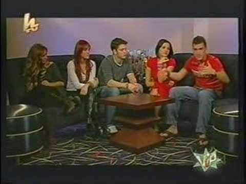 RBD en VIP (HTV): Rebelde por Dentro (II)