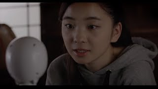 哀川翔の次女・福地桃子が映画初主演でロボットの不思議な交流を描く/映画『あまのがわ』予告編