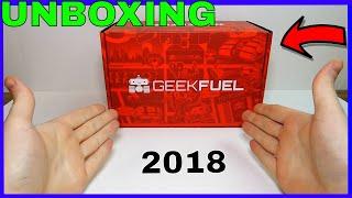 Video (JANUARY 2018) Geek Fuel - Unboxing MP3, 3GP, MP4, WEBM, AVI, FLV Januari 2018