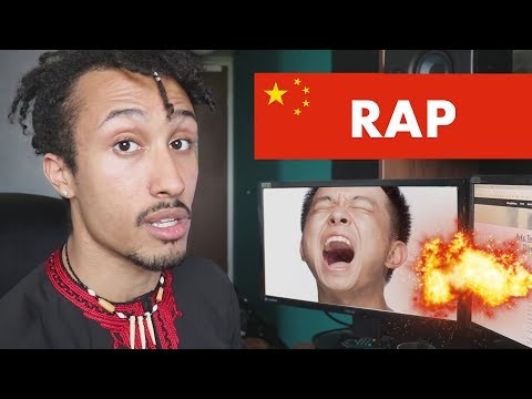 The rap from China EVERYONE needs to hear. (美国人最喜欢的中国歌曲)