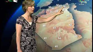 Prévisions météorologiques - 9 juillet 2020