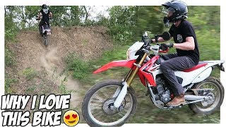 4. The CRF250L Is a BEAST! | My First Dual Sport Adventure