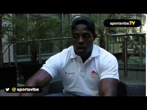 Harry Aikines-Aryeetey Discusses His Expectations At The Commonwealth Games