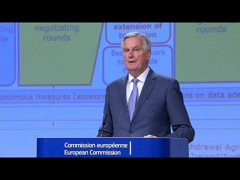 Στο επίκεντρο η μελλοντική σχέση του Ηνωμένου Βασιλείου με την ΕΕ…
