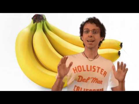 la banana - caratteristiche e peculiairtà