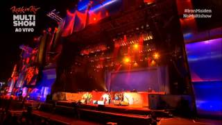 One of the most amazing Iron Maiden's song, live on Rock In Rio 2013