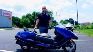7. 2006 Yamaha Morphous