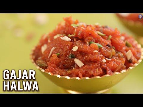 Gajar Halwa | How To Make Gajar Ka Halwa in Pressure Cooker | Carrot Halwa | Indian Dessert | Ruchi