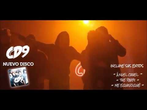 CD9 PROMO NUEVO DISCO (DEBUT)