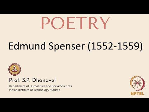 Edmund Spenser (1552-1559)