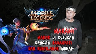 Video 🔴 Live Streaming ! Nyoba Mabar dengan Banaspati di Kuburan MP3, 3GP, MP4, WEBM, AVI, FLV Agustus 2019