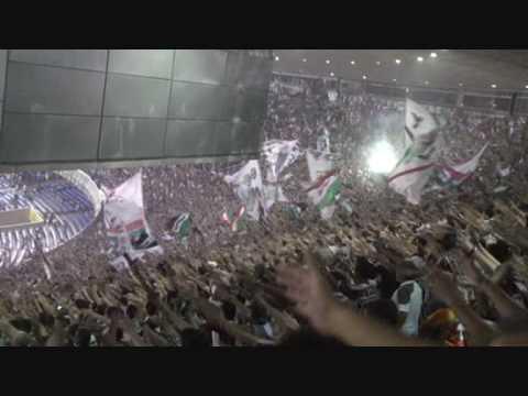 FLU 1 x 0 CRUZEIRO - APOTEOSE TRICOLOR - RÁDIO PIRATA CHAMA O GOL - Movimento Popular Legião Tricolor - Fluminense