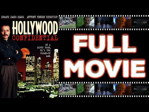 Hollywood Confidential (1997) Edward James Olmos | Charlize Theron - Crime HD