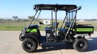 3. $6,899:   Mainland's 2006 Kawasaki Mule 3010 Trans Loaded and Lifited!