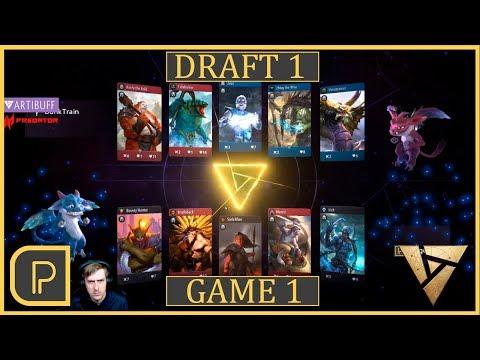 Artifact- Draft 1: Game 1