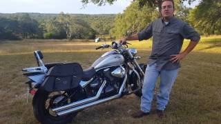 6. 2008 Suzuki Boulevard M50 Motorcycle Saddlebags Review - vikingbags.com