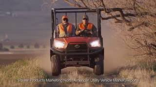 10. Get ready for a whole new RTV experience! - Kubota RTV-X Series