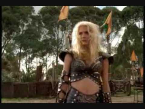 Callisto: Warrior Goddess