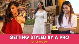 Video Getting Styled By A Pro For A Week | Ft. Arushi | Ok Tested MP3, 3GP, MP4, WEBM, AVI, FLV Juli 2019