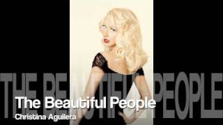 The Beautiful People Christina Aguilera