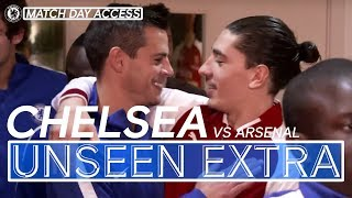 Download Video Arsenal Vs Chelsea | Exclusive Behind-The-Scenes Player Access, Fans Celebrations | Unseen Extra MP3 3GP MP4