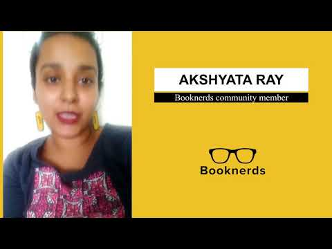 TestimonialAkshyata Ray Booknerds Community Member