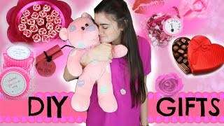 DIY Quick and Easy Valentine's Day GIFTS! - YouTube
