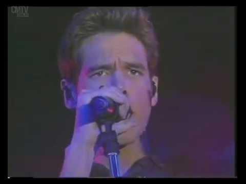 Emanuel Ortega video A escondidas - En vivo 1999