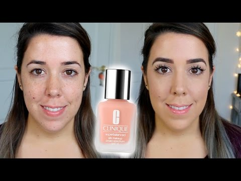 Clinique Superbalance SILK Makeup | Primeras Impresiones