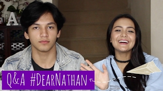 Video Q&A with Jefri Nichol! | #DearNathan MP3, 3GP, MP4, WEBM, AVI, FLV Oktober 2018