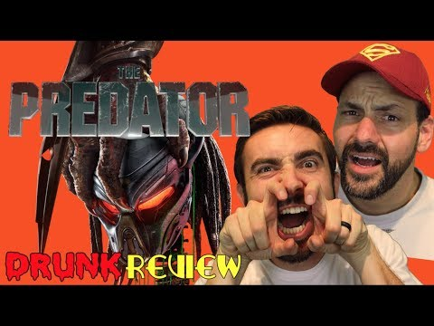 The Predator - Drunk Review