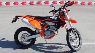 7. 2019 KTM 350 EXC-F