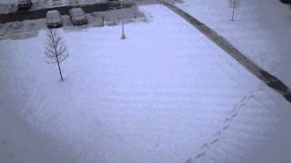 Prospect Heights (IL) United States  city photo : snow fall 2013 december Prospect Heights,IL Part 2