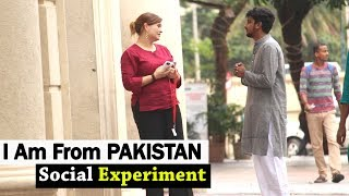 Video I AM FROM PAKISTAN | Social Experiment in India MP3, 3GP, MP4, WEBM, AVI, FLV Agustus 2018
