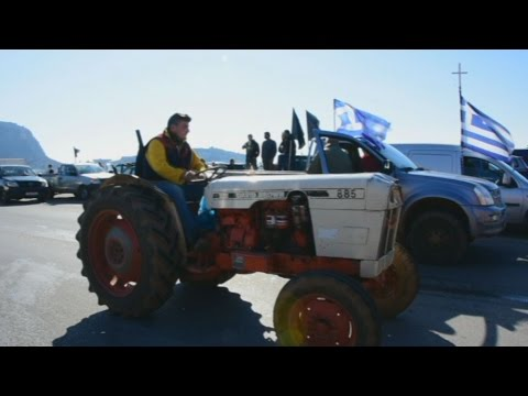 Kινητοποιήσεις αγροτών στην Αργολίδα