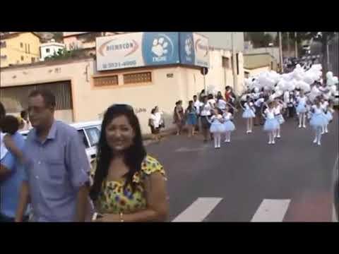 Marcha pela Paz em Itabira (1) - Abril/2015 - Realização Assembleia de Deus
