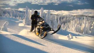 1. The 2012 Ski-Doo Summit