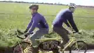 1. Thorn tandem back to back rohloff