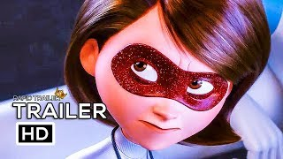 Video INCREDIBLES 2 Official Trailer #3 (2018) Disney Animated Superhero Movie HD MP3, 3GP, MP4, WEBM, AVI, FLV Juni 2018