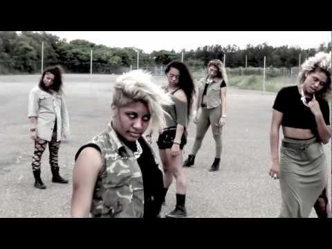 APOCALYPSE - major lazer - wanida serce choreography